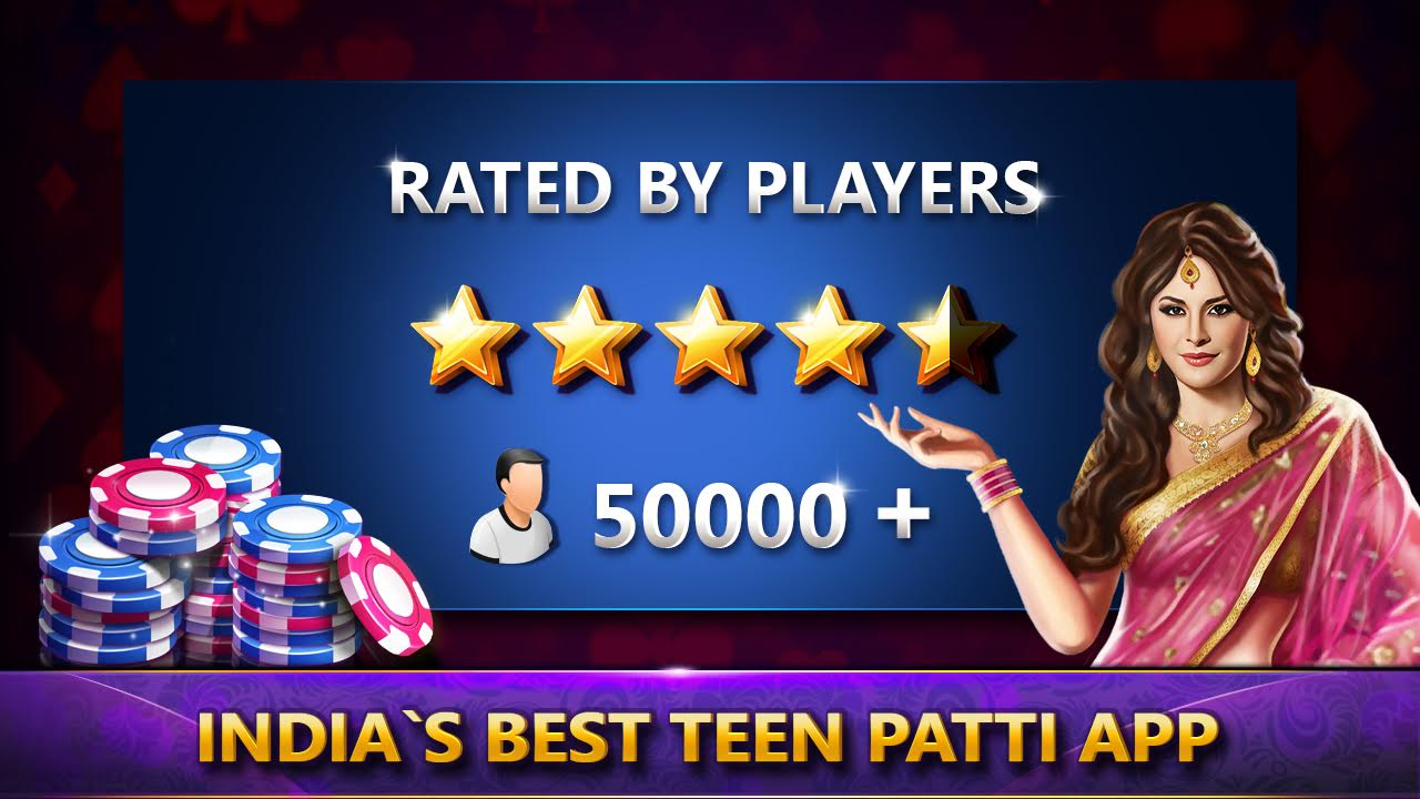 Teen patti - Highest rated app